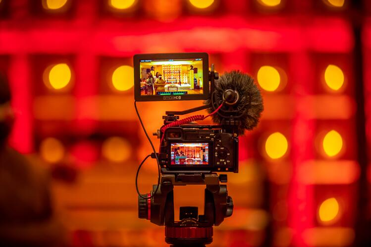 using video for event marketing