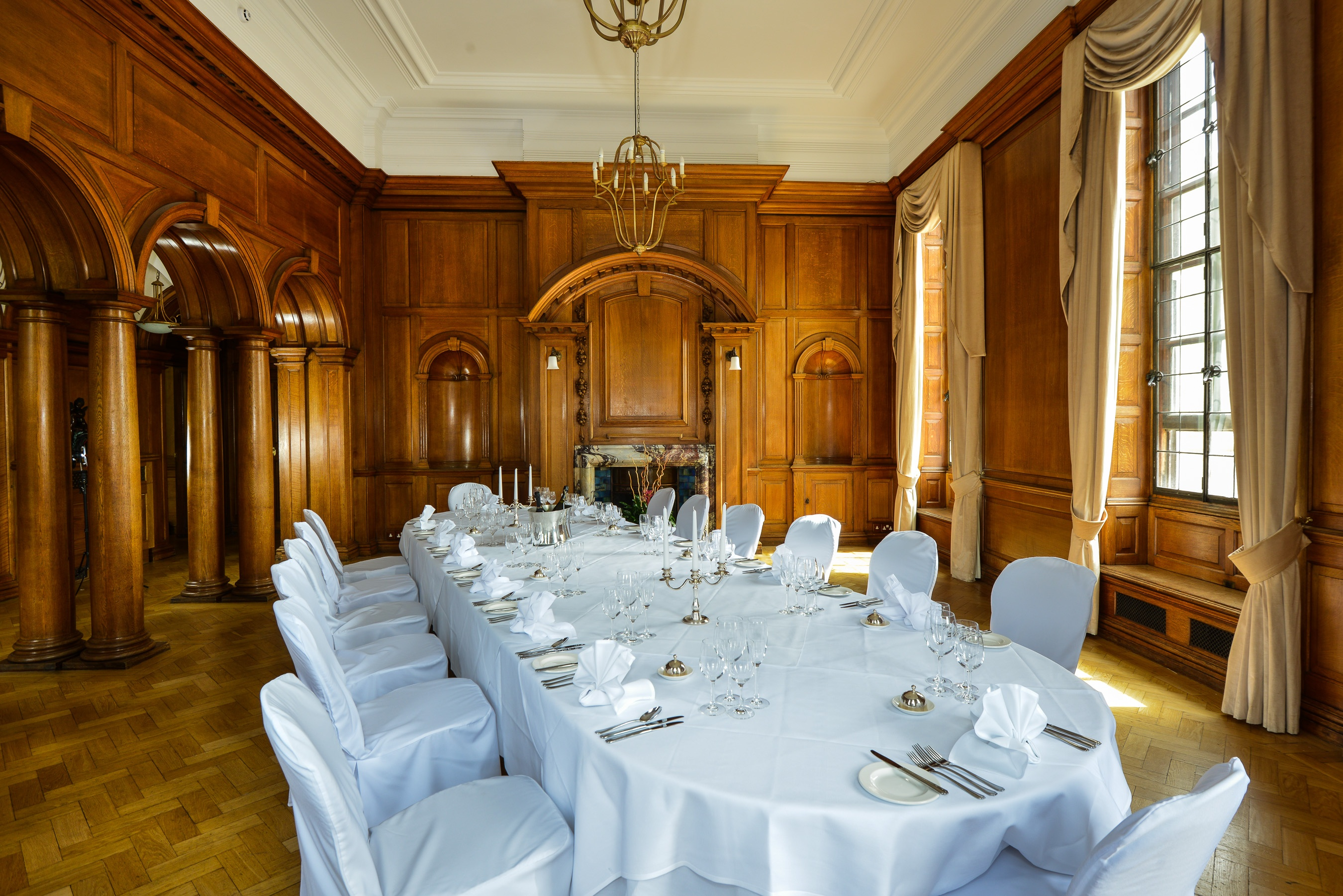 The Grand York Chairman's Suite