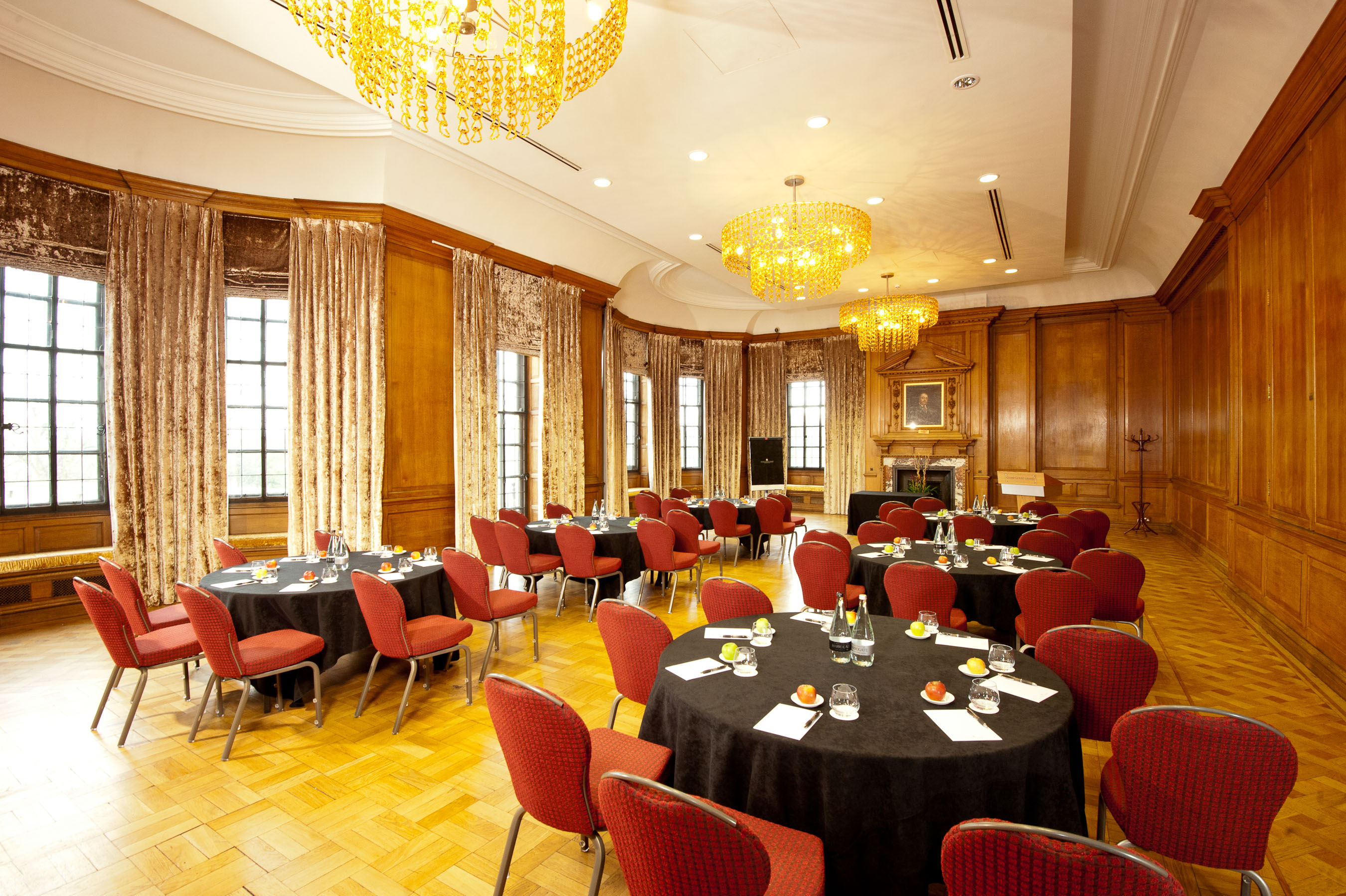 The Grand York Boardroom Cabaret 1